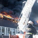 Det skapas 4 anlagda skolbränder per dygn i Sverige
